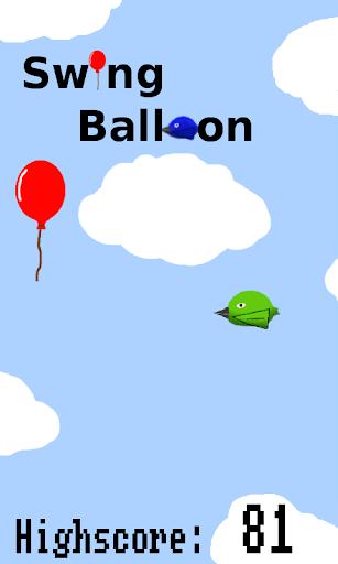 Swing Balloon