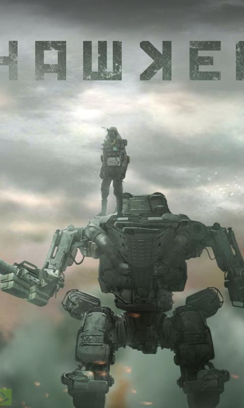 Hawken Live Wallpaper- screenshot