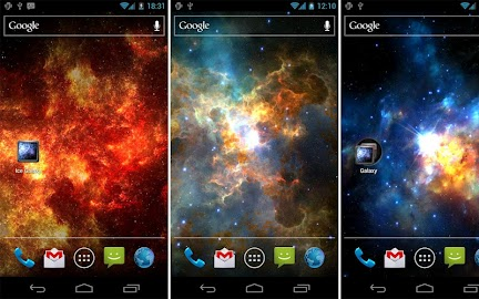 Galaxy Pack Screenshot 3