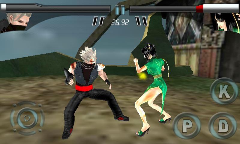 Further Beyond Fighting- screenshot