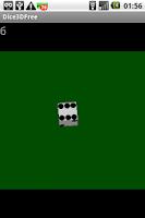 Screenshot of Dice3DFree
