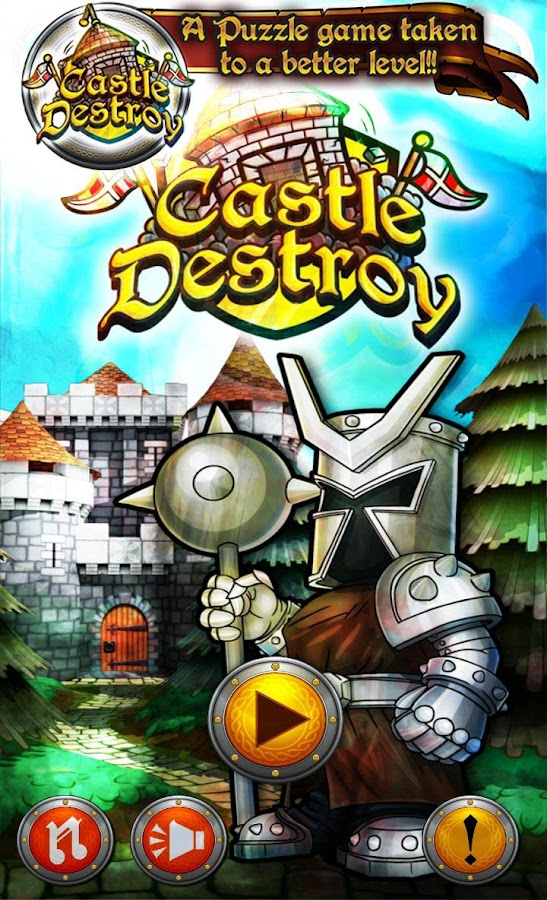 Castle Destroy- screenshot