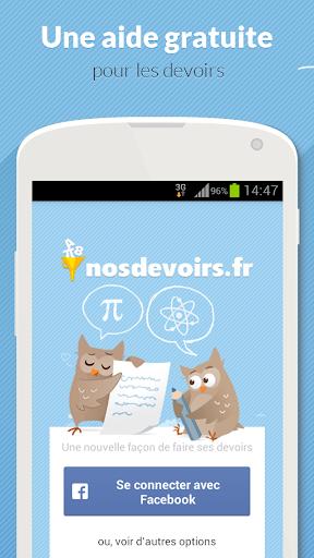 Nosdevoirs.fr