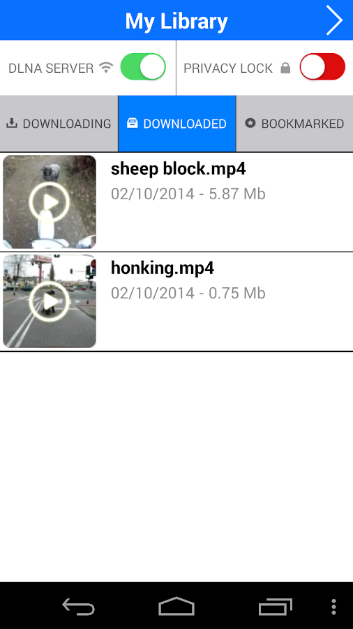 BaDoink Video Downloader PLUS - screenshot