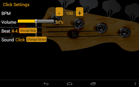 Bass Guitar Tutor Pro vLatest
