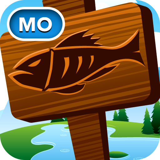 iFish Missouri LOGO-APP點子