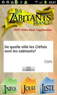 Les Zabitants free - screenshot thumbnail