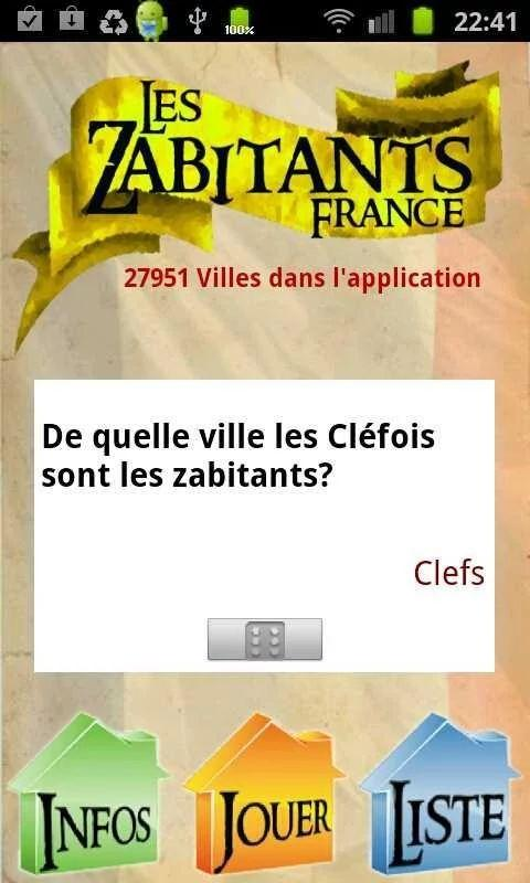 Les Zabitants free - screenshot