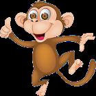 Happy Monkey Friend icon