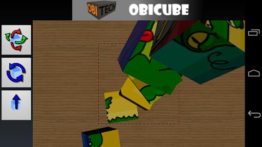 ObiCube - 3D塊拼圖