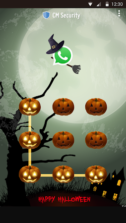 AppLock Theme - Halloween 1.0.2 screenshot 5798