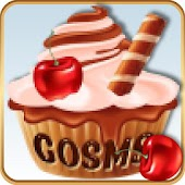 GOSMS/POPUP Theme Ice Cream