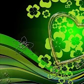 Green Love Light HD Live LWP
