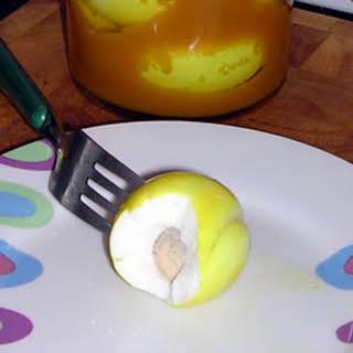 Mustard Pickled Eggs Recipes.