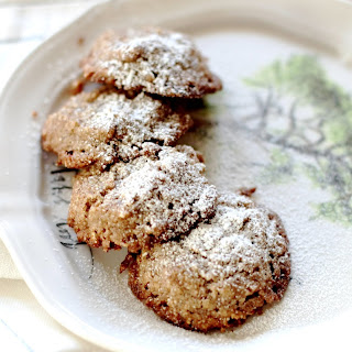 50/50 Sablé Cookies.