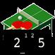 卓球スコアボードアプリ「たくすこ」