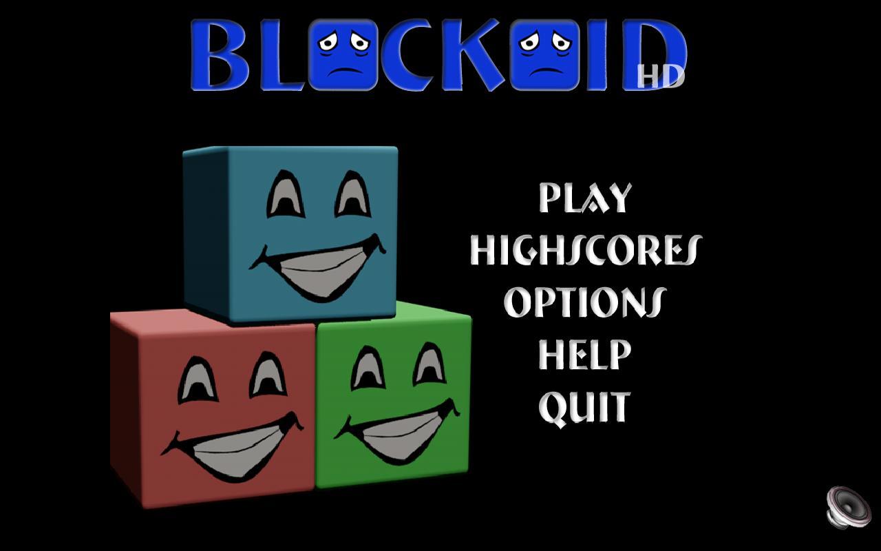 Blockoid HD- screenshot