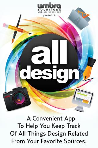 All Design - screenshot