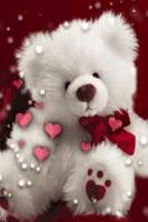 Screenshot of Loving Little Bear Live Wallpa