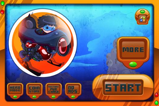 Bubble Gun Blast - Alien Cadet