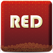 Zh-Red  GO Launcher EX Theme