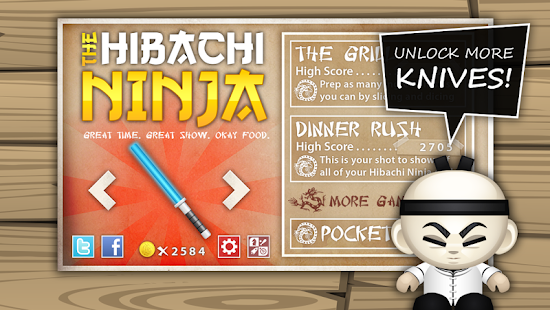 The Hibachi Ninja - screenshot thumbnail