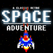 CLASSIC RETRO SPACE ADVENTURE