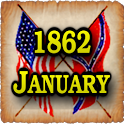 1862 Jan Am Civil War Gazette icon