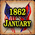 1862 Jan Am Civil War Gazette icon