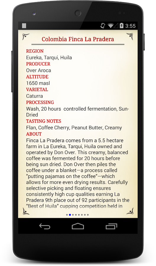Anodyne Coffee Roasting Co.- screenshot