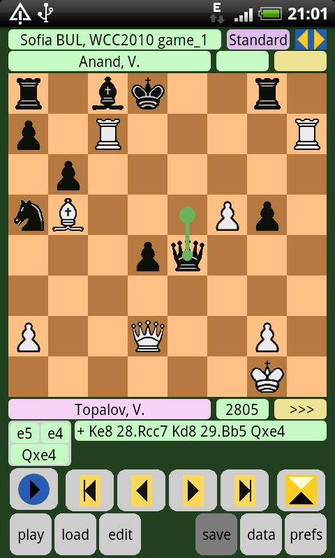 Chess for All ONLINE- screenshot