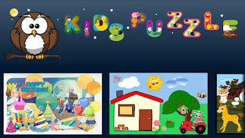 Screenshot of Kids' Puzzle Lite