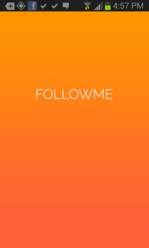 FollowMe App