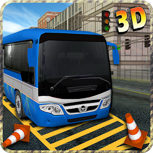 Bus Driver Parking Simulator for PC and MAC
