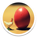 Easter Rooster Live Wallpaper icon