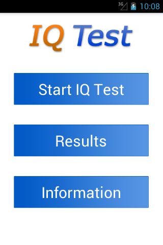 an examination of iq tests and intelligence An iq test for president trump  i'm here to administer an intelligence test  but secretary tillerson was found to have an extremely high iq when we.