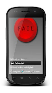 FAIL Button Widget Soundboard - screenshot thumbnail