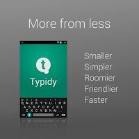 Screenshot of Typidy Keyboard
