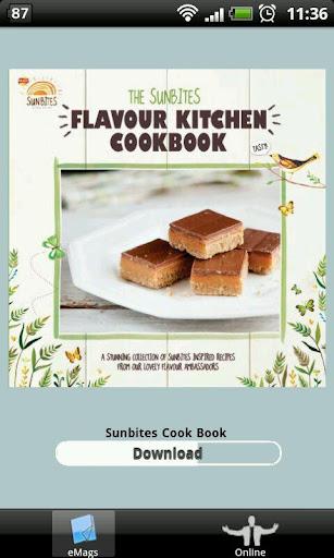 Sunbites Cook Book
