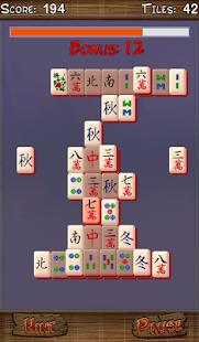 Mahjong II - náhled