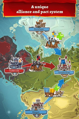 android Empire: Four Kingdoms Screenshot 15