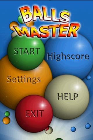 Balls Master- screenshot