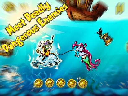 Pirates Vs Zombie Mermaids