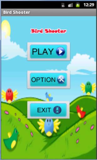 BirdShooter