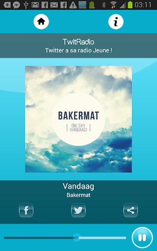TwitRadio - Twitter a sa radio