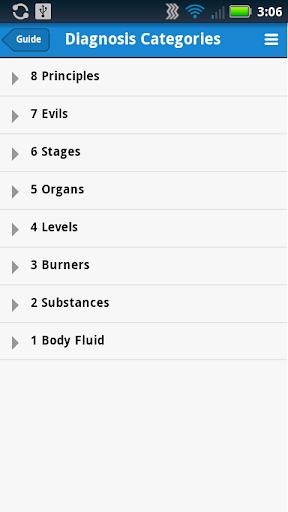 玩免費醫療APP|下載TCM Diagnosis Guide app不用錢|硬是要APP
