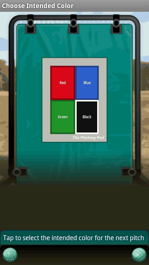 The Pitching Pad- screenshot
