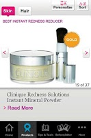 Screenshot of Good Housekeeping Shop Beauty