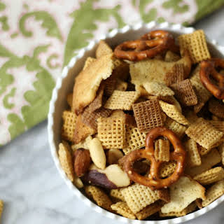 Classic Chex Party Mix.
