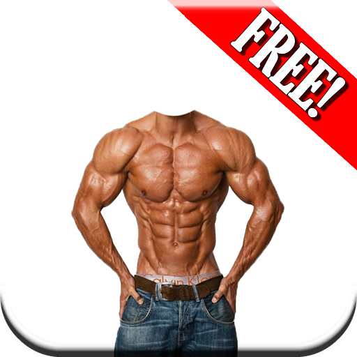 Body Building Photo Making